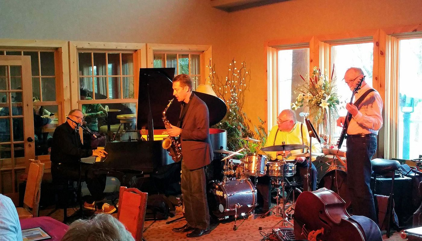 Live at The Lodge - Live Musical Entertainment at The Lodge on Lake Detroit