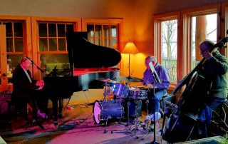 LIVE at The Lodge with the David Ferreira Trio