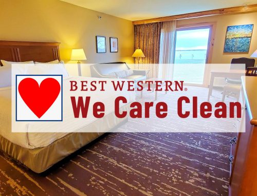 Best Western Introduces We Care Clean Program
