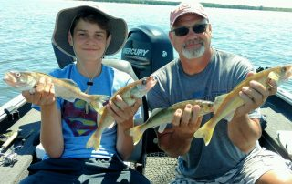 Lakes Fishing Guide Service in Perham MN - Detroit Lakes Area Fishing Guide