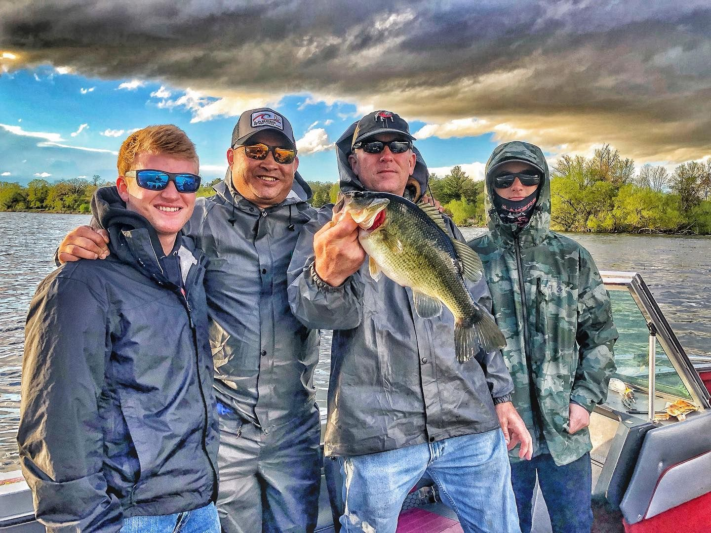 Baxter Fishing Guide Service in Detroit Lakes Minnesota