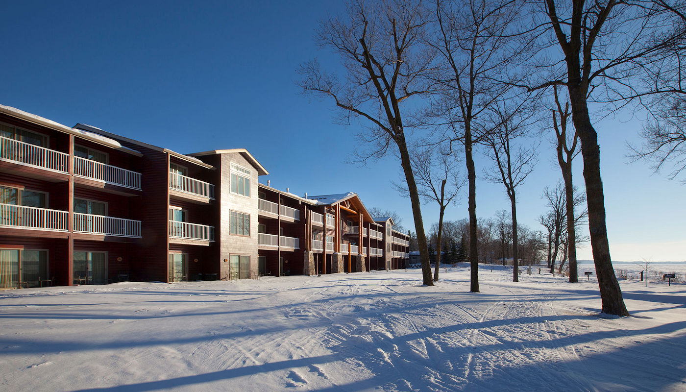 Enjoy Detroit Lakes Winter Activities at The Lodge on Lake Detroit in Detroit Lake MN