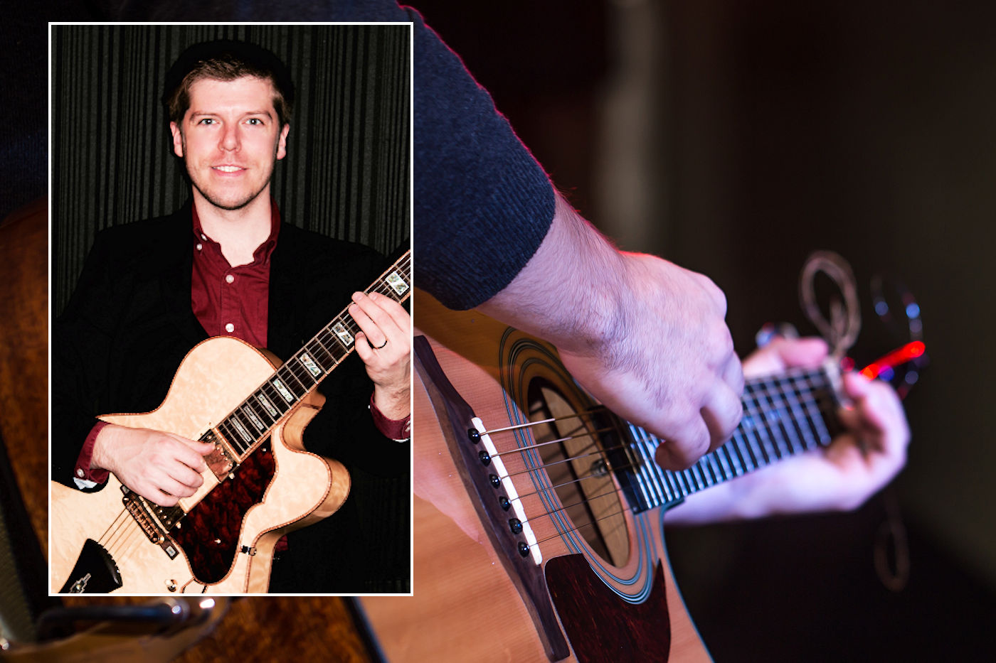 Live at The Lodge: Eric Martens Guitar