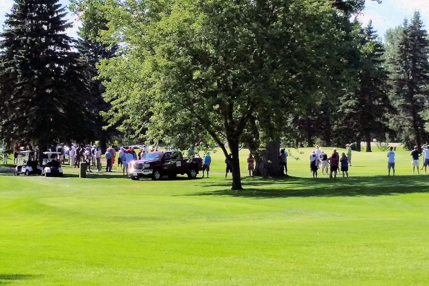 Detroit Country Club Pine to Palm Golf Tournament - Detroit Lakes MN Local Guide